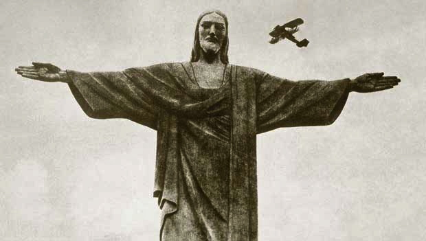 Construction of Christ the Redeemer, Rio (1926-31)