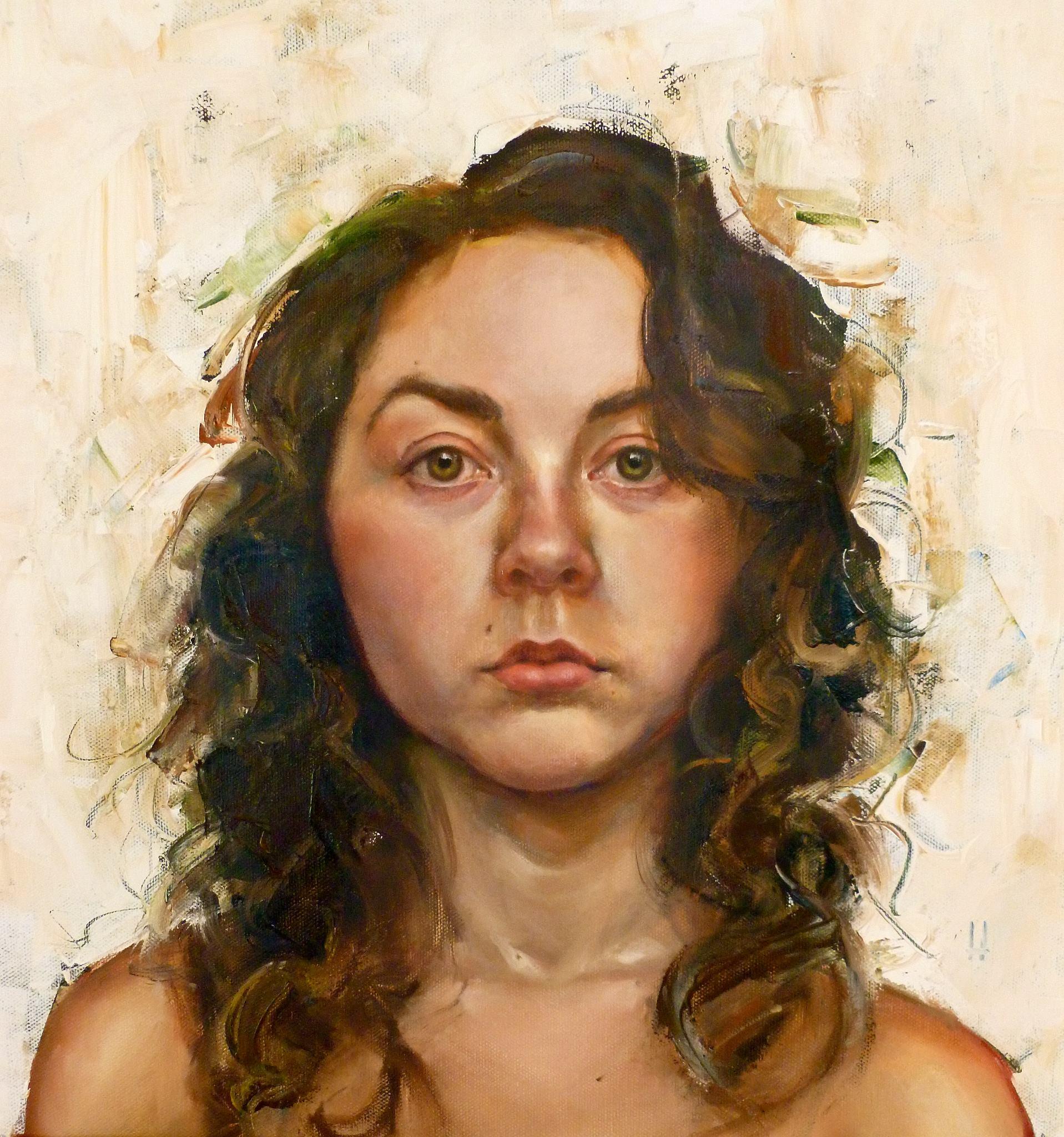 Autoportrait, 18 ans