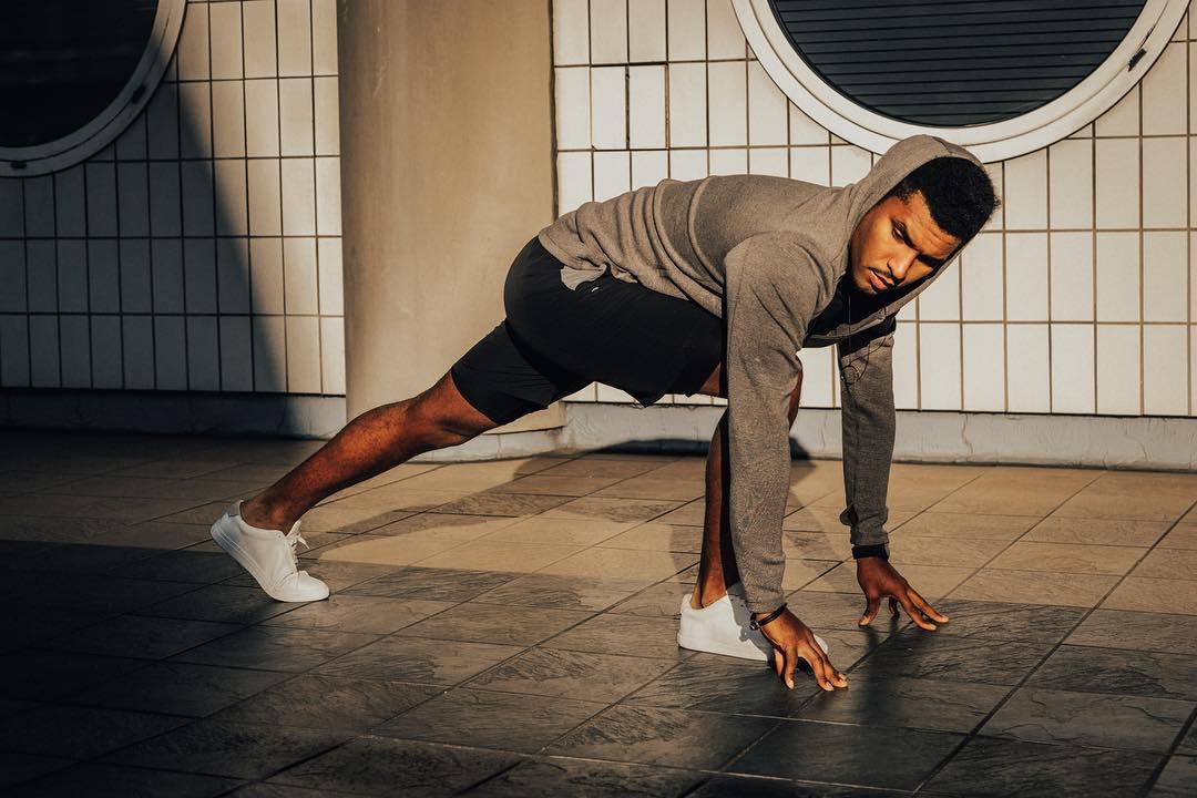Sug Sean workout fitness