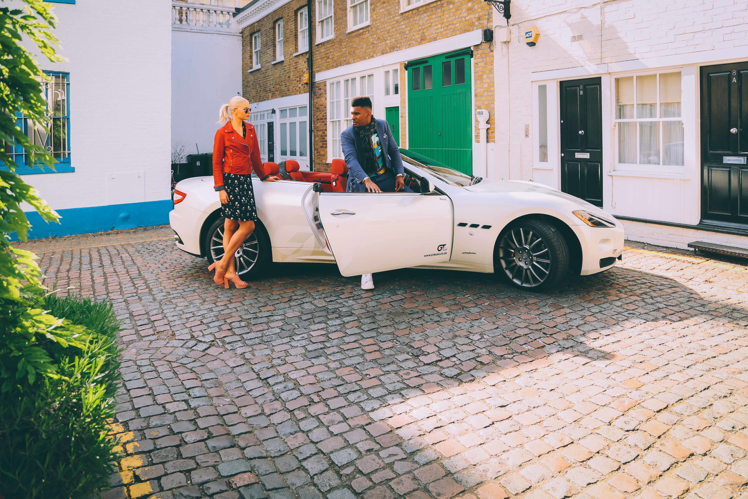 SUg Sean x Car x luxury - london