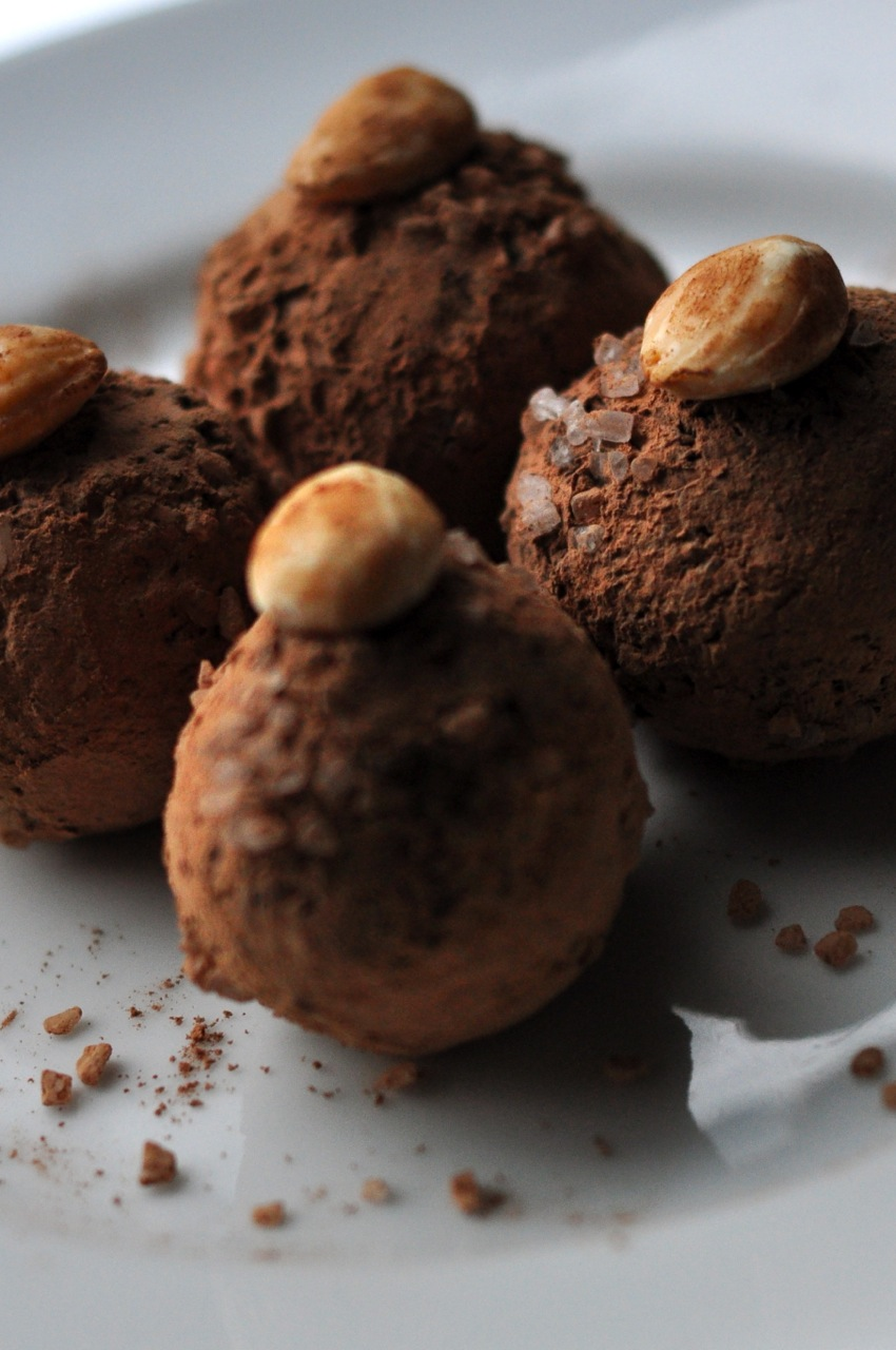 triple almond truffles with sea salt.jpg