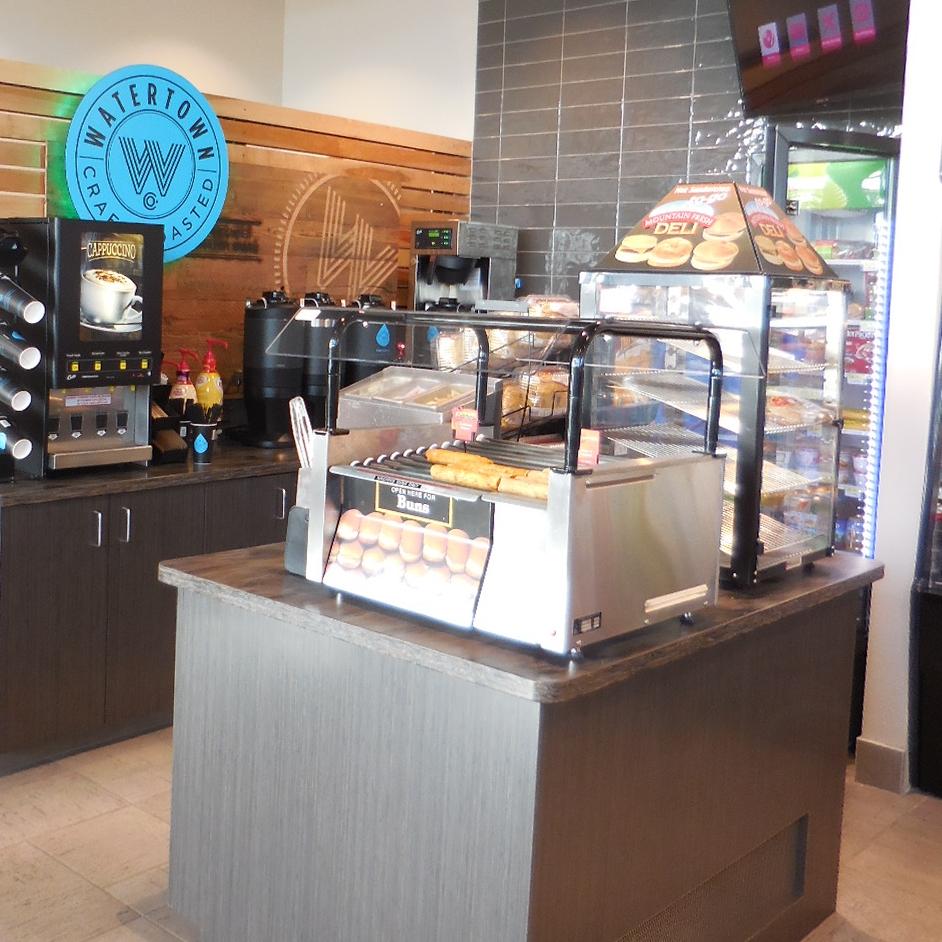 Convenience Store Design / Industrial / Merchandising