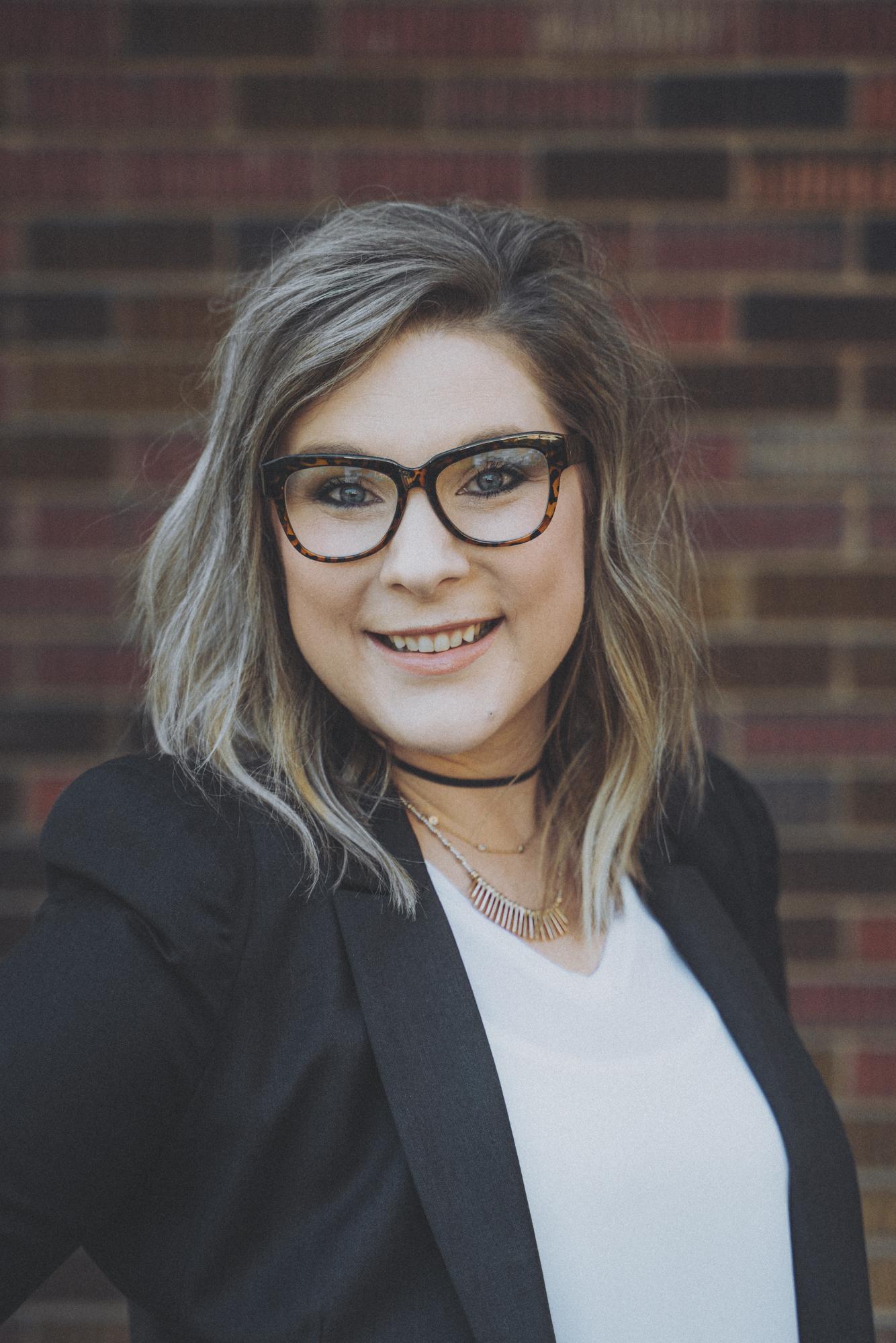 Cassidy Lange  IIDA, NCIDQ Project Manager