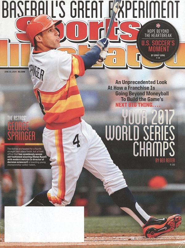 Sports Illustrated: June 30, 2014