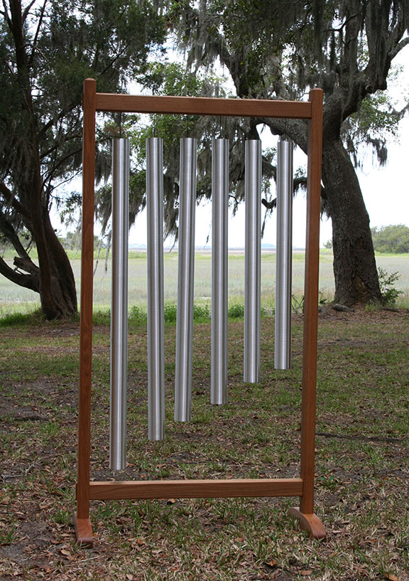 5 foot Wind Chime
