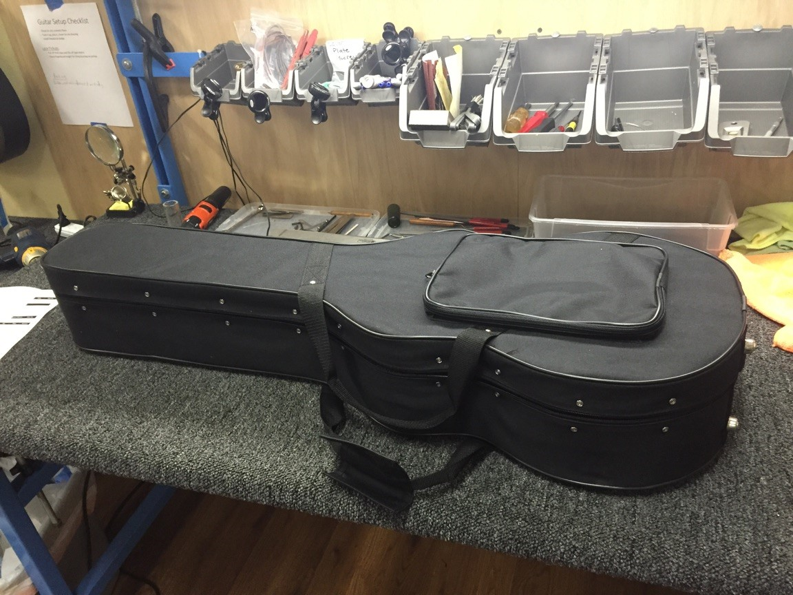 All guitars come through this workbench from me to you.