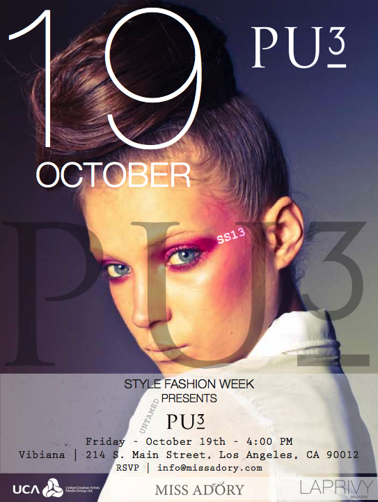 PU3 Invitation