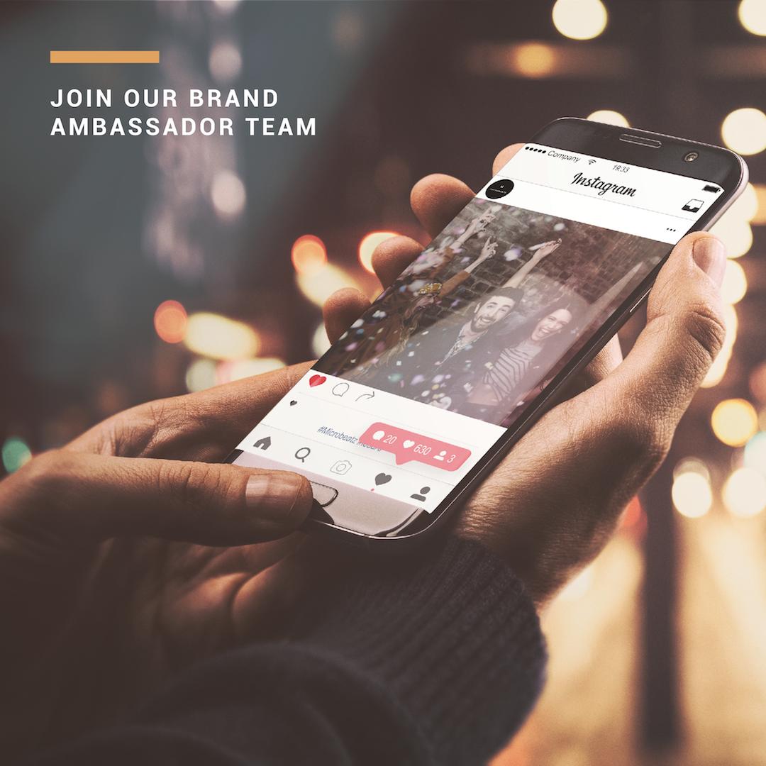 Microbeatz | Brand Ambassador