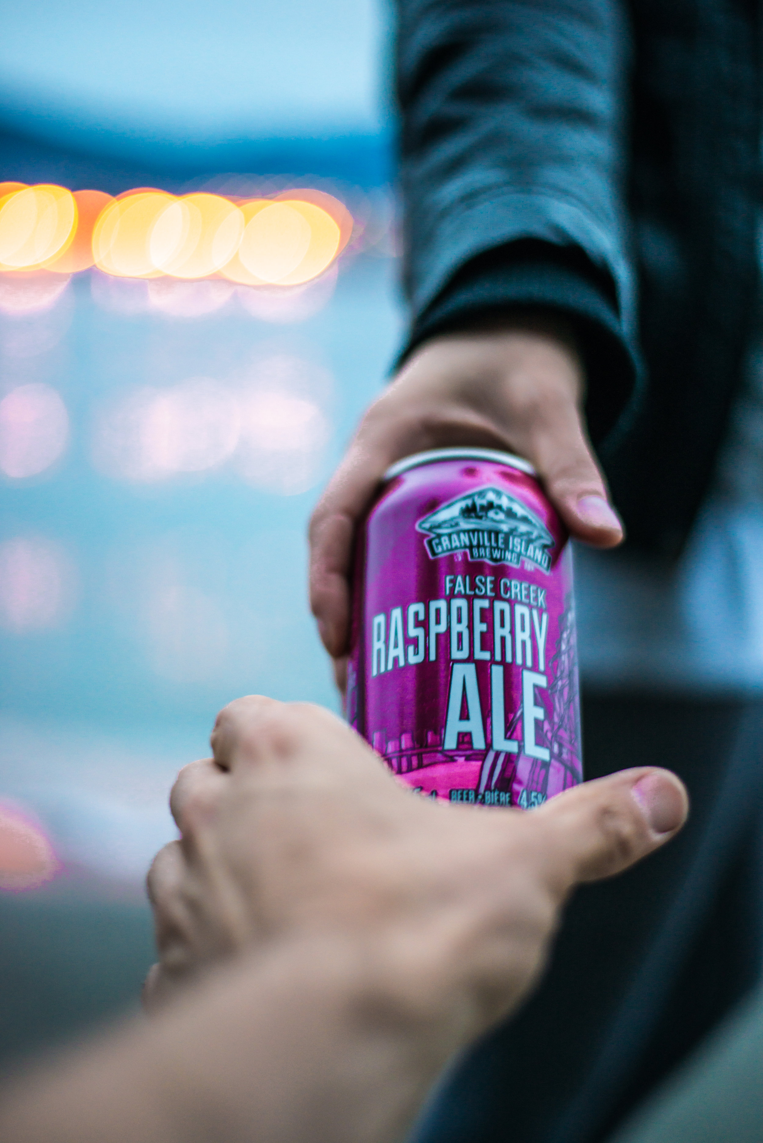 Shoot for Granville Island Brewing