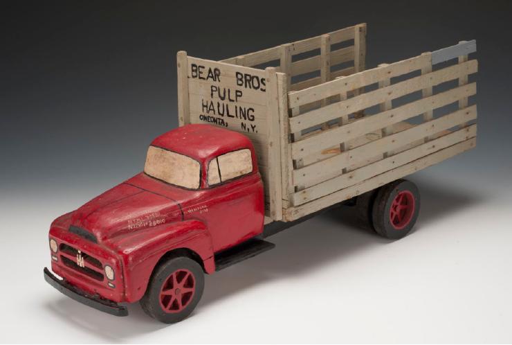 Lavern Kelley,  1953 International Truck,  1953