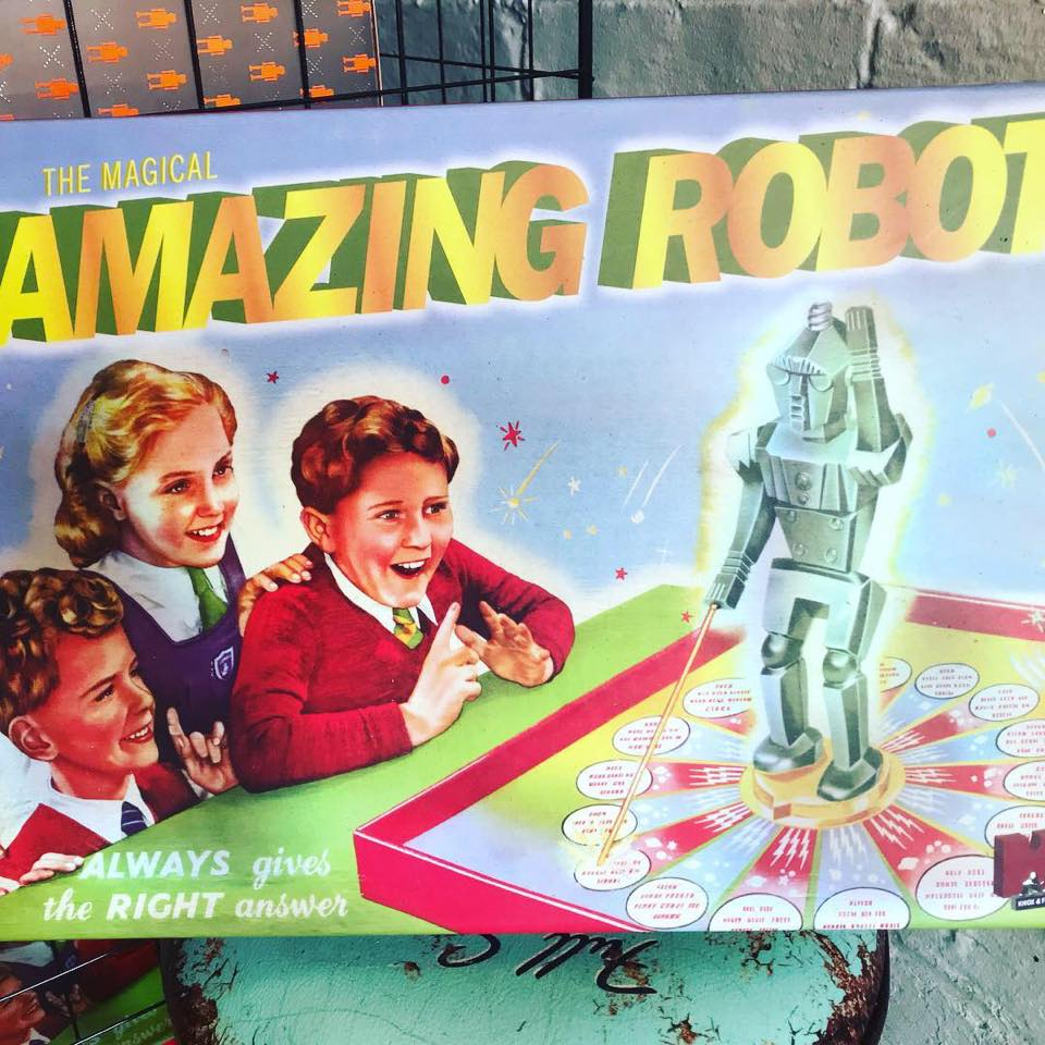 Magical Amazing Robot