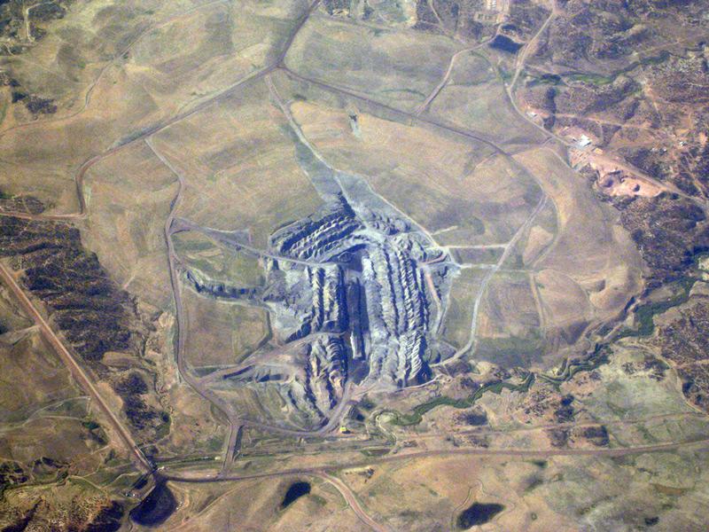 Kayenta Mine by  Doc Searls used with permission of Creative CommonsAttribution-ShareAlike 2.0 Generic