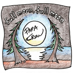 One of my most-influential songwriters  Jeff Krebs  has released a new album of kids' music as   Papa Crow  . I contributed harmonium to this excellent album of Yooper-centric nature songs.