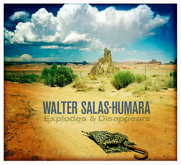"""One of my all-time favorite songwriters  WALTER SALAS-HUMARA of THE SILOS  has released a new solo album,  Explodes & Disappears . I'm thrilled to have co-written the first song on the album """"Diner By The Train,"""" and I sing harmony and play keyboards throughout the album as well!"""