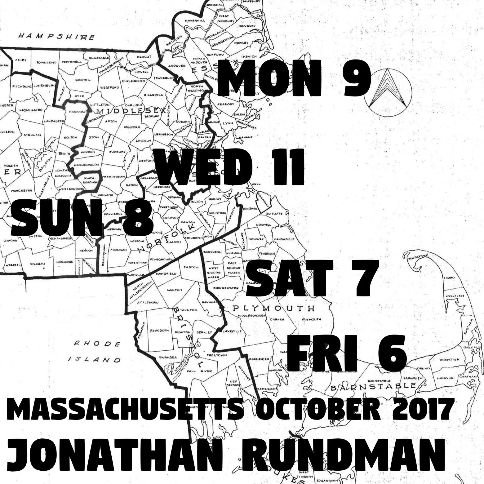 NEW ENGLAND! - FRIDAY, OCT 6, 7PMFirst Lutheran ChurchWest Barnstable, MA (Cape Cod)SATURDAY, OCT 7, 7PMThe Loring CenterPlymouth, MASUNDAY, OCT 8Good Shepherd Lutheran ChurchWestborough, MAMONDAY, OCT 9, 7PMSt. Paul Lutheran ChurchGloucester, MAWEDNESDAY, OCT 11, 7PMPayson Park UCC ChurchBelmont, MA (Boston Metro)