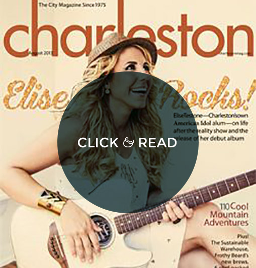 Elise Testone Charleston Magazine