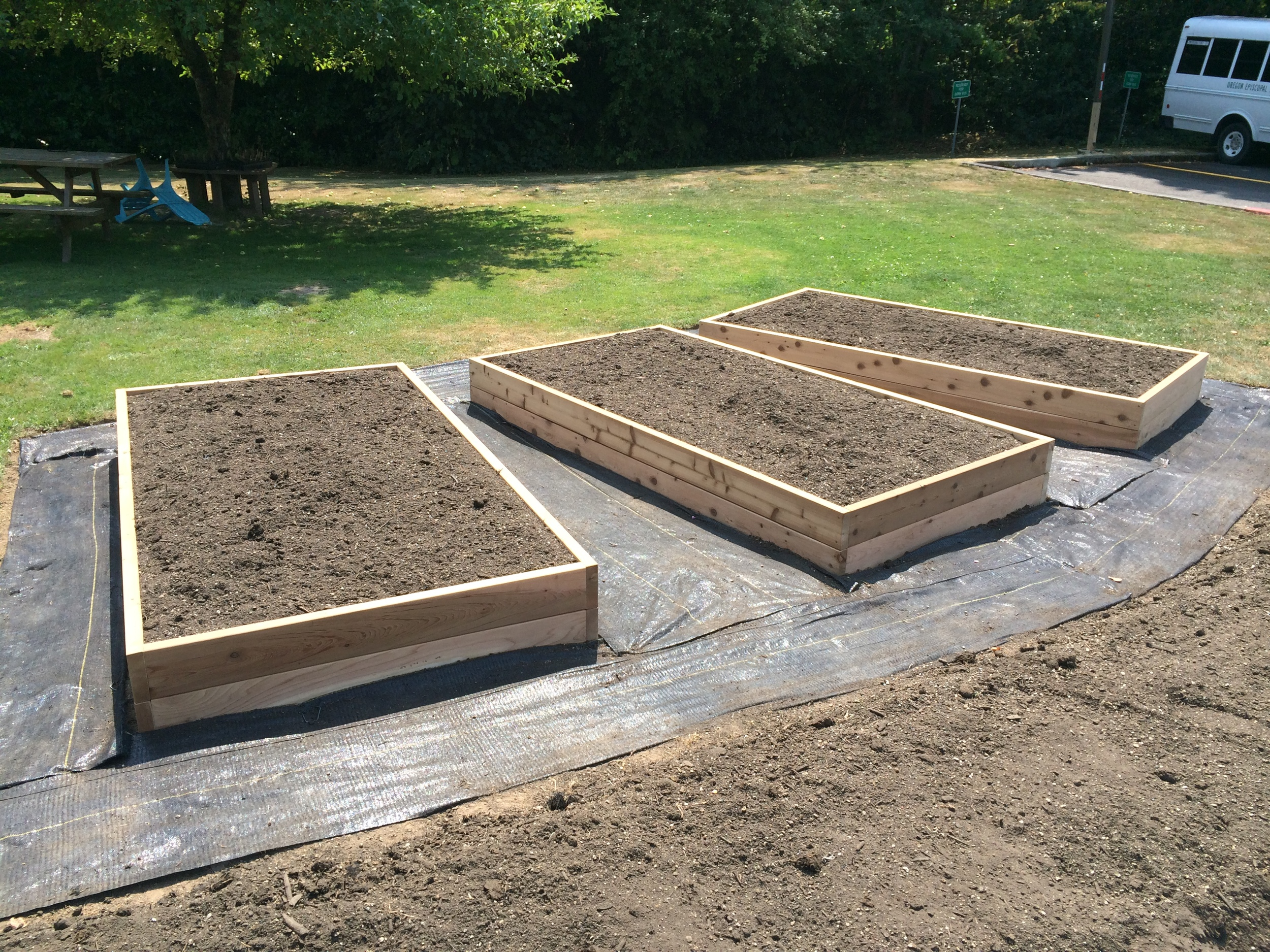 "12"" Raised Bed"