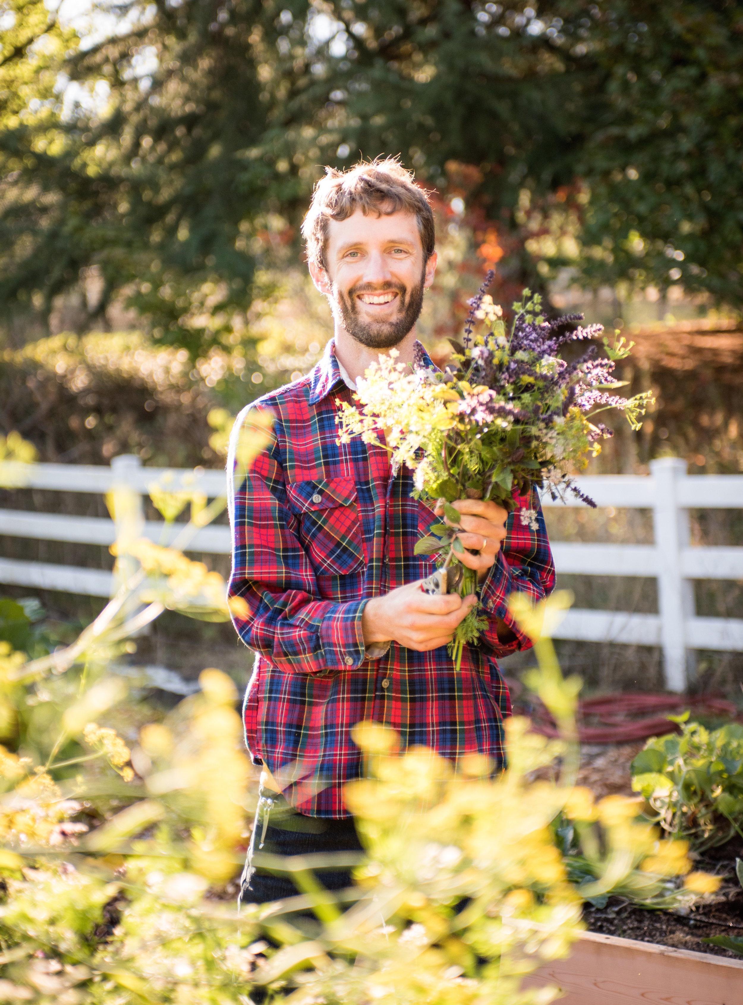 Ian Wilson, Owner and Founder, Garden Mentor