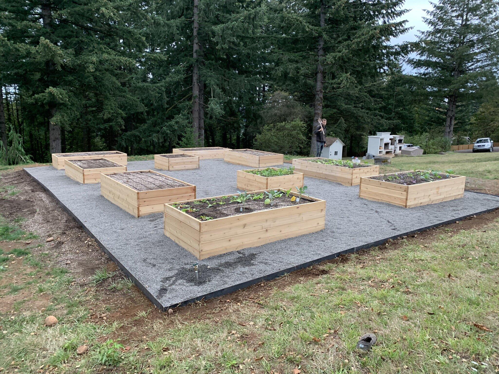 Journal Portland Edible Gardens Raised Garden Beds Edible Landscaping And Vegetable Garden Help In Portland Or