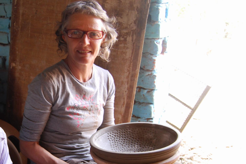 Sandra Bowkett 2012