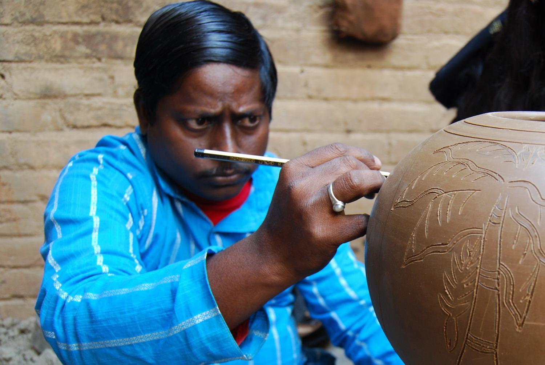 Mantu Chitrakar 2012