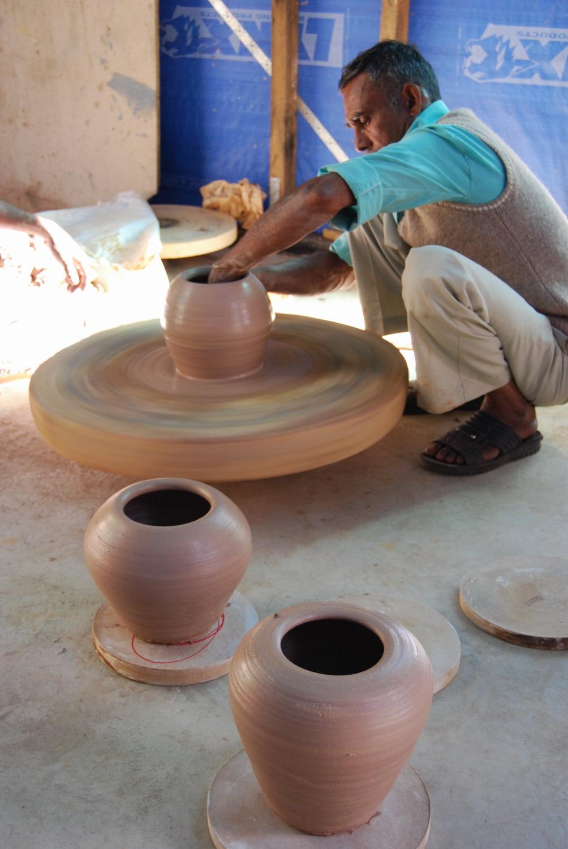 Manohar Lal making Stack elements
