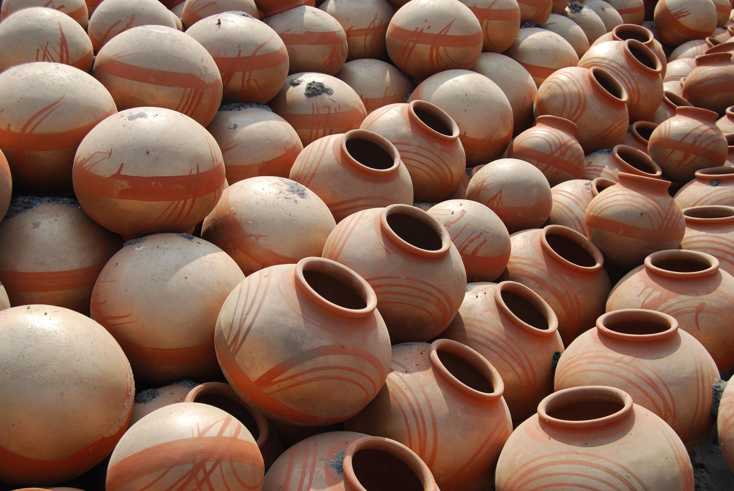 waterpots Baswa
