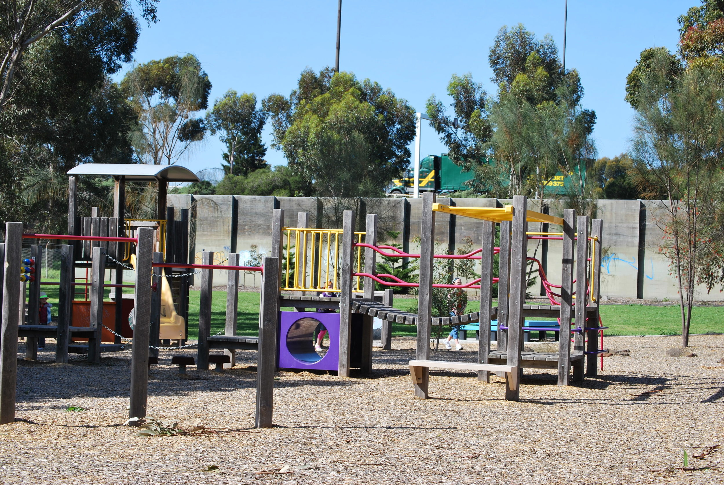 boulevard ave reserve, yarraville - Mamma Knows West