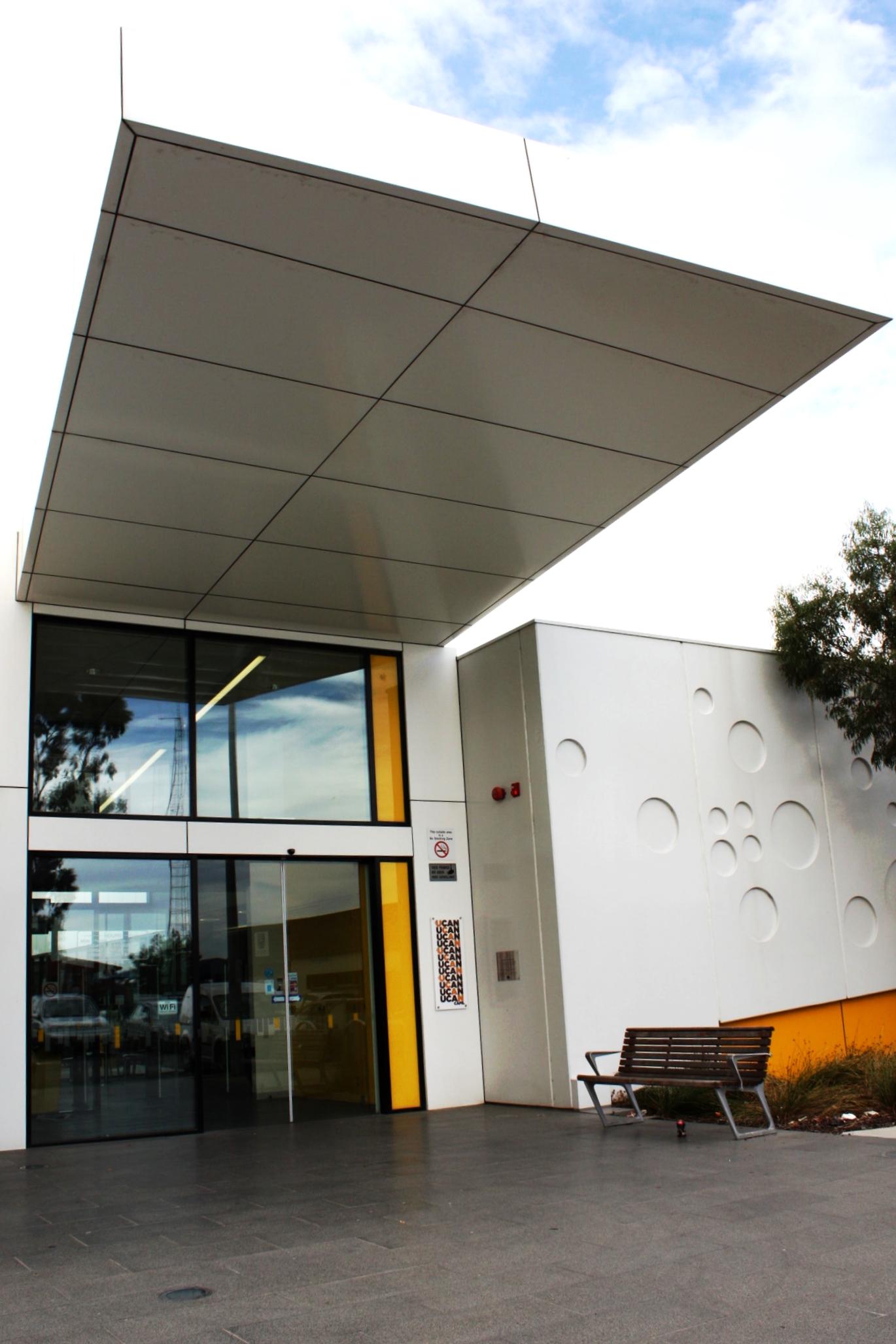 altona north community library, altona north