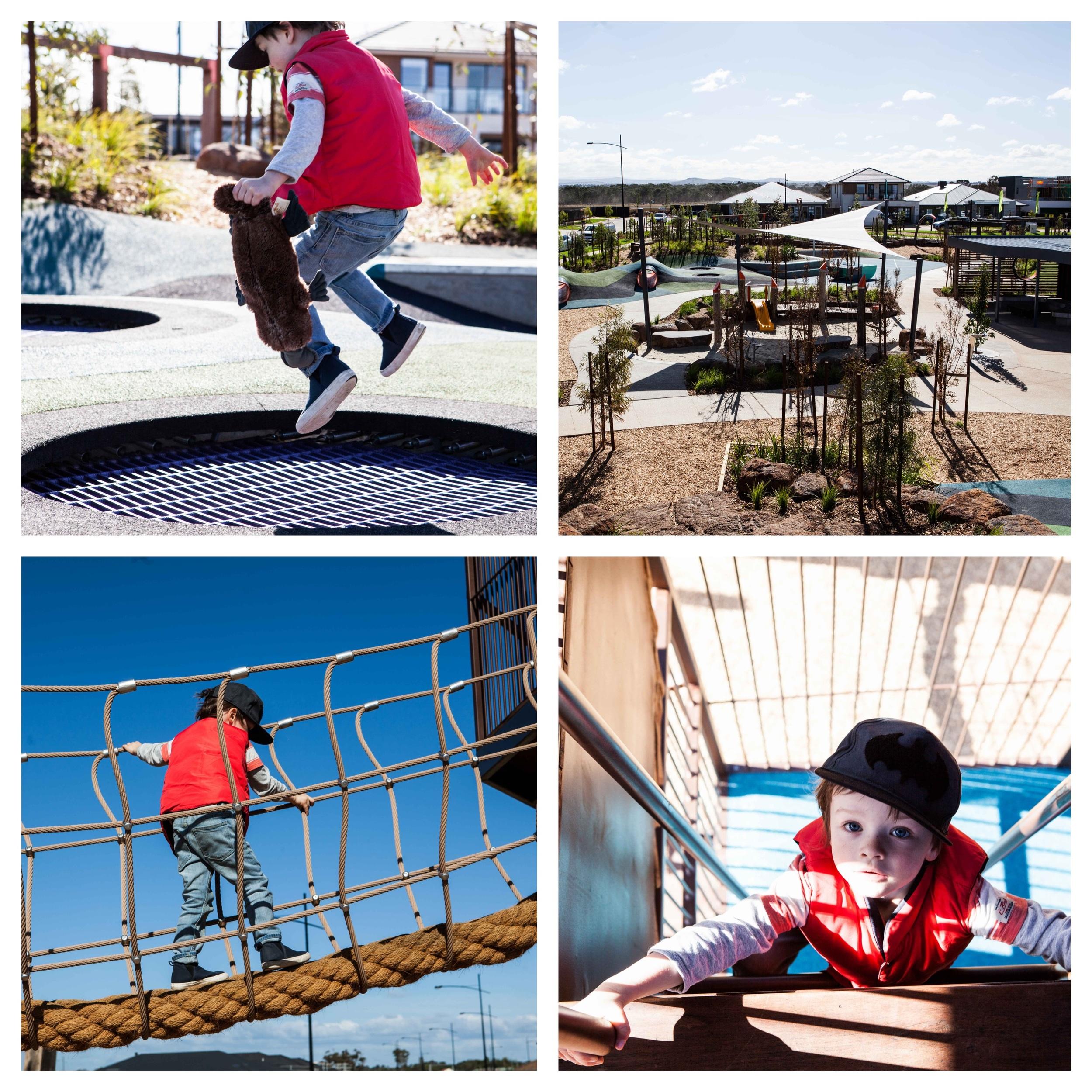 woodlea estate adventure playground - Mamma Knows West