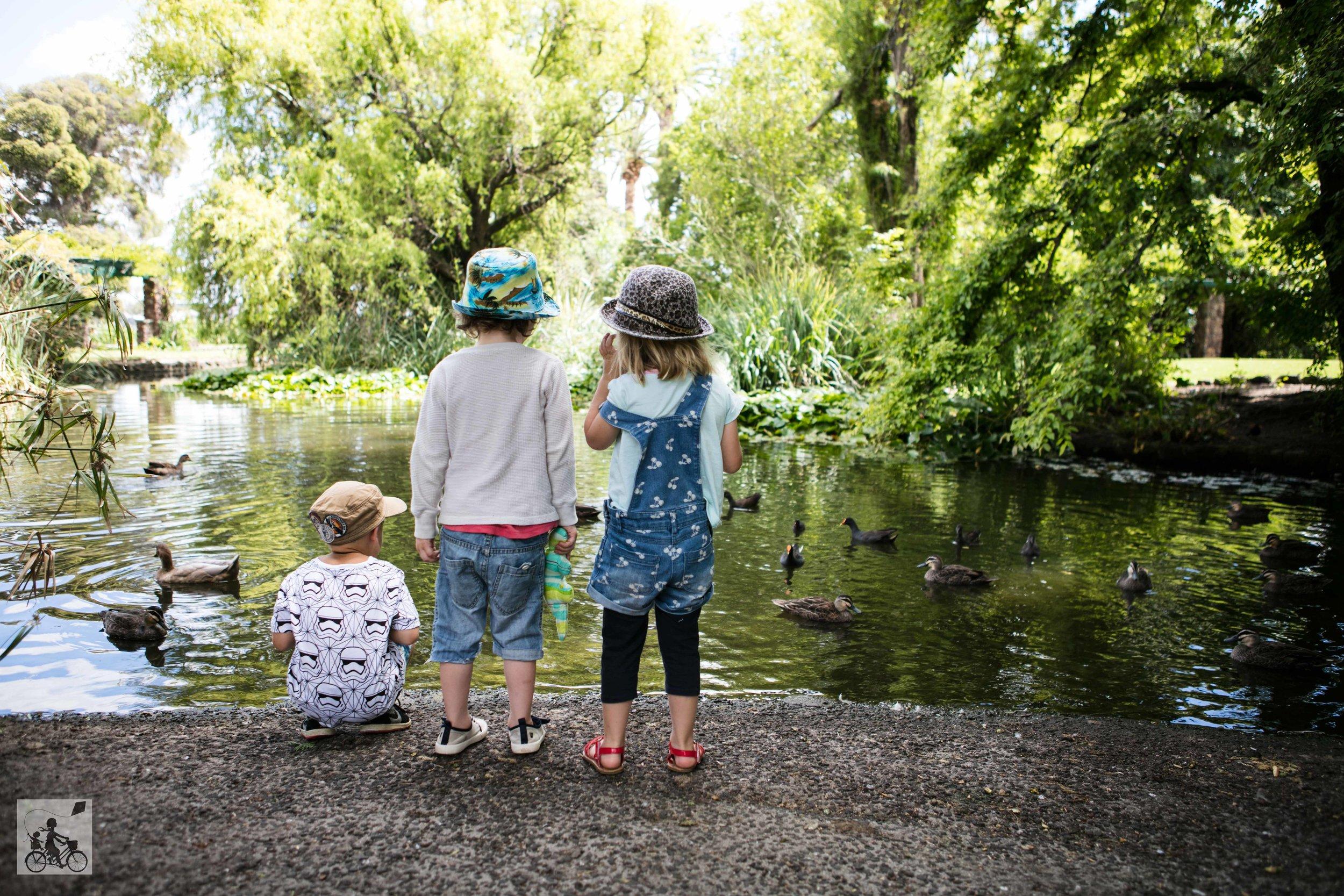 Footscray Park - Mamma Knows West