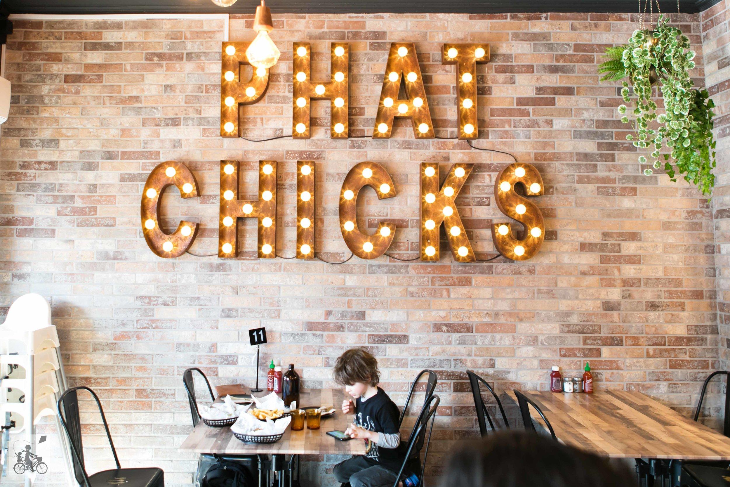 phat chicks - mamma knows west