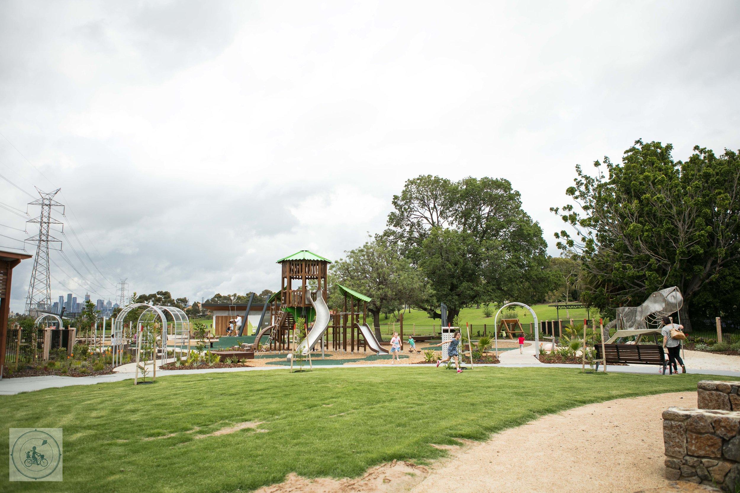 Footscray Play Space