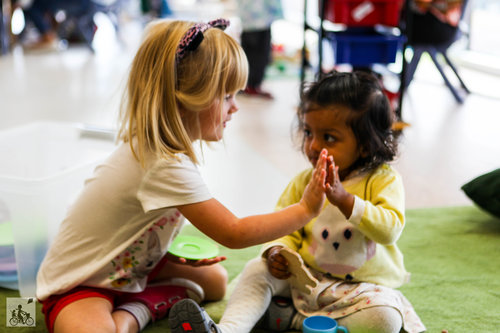 Diversity Playgroup - Mamma Knows West