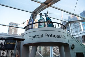 Magical Rooftop Bar @ Imperial Hotel
