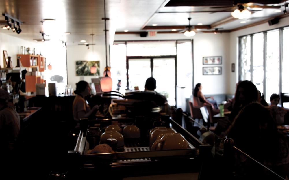 Klatch Coffee, San Dimas.