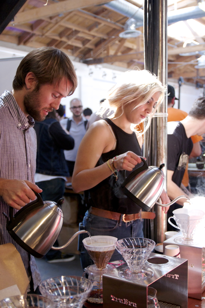 Pour Overs.