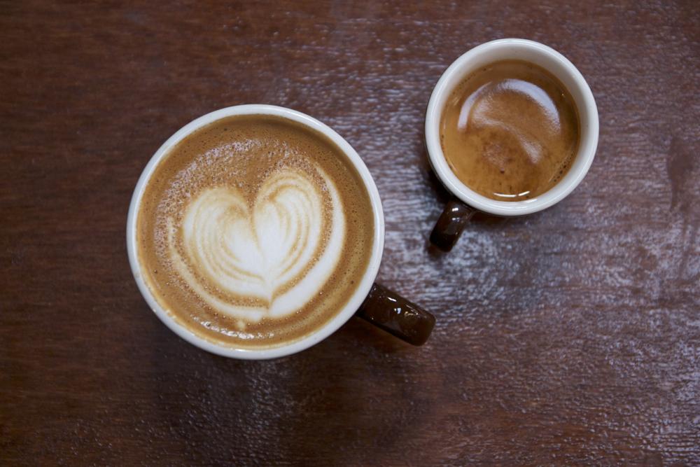Espresso & cappuccino,  Ritual Coffee  of San Francisco