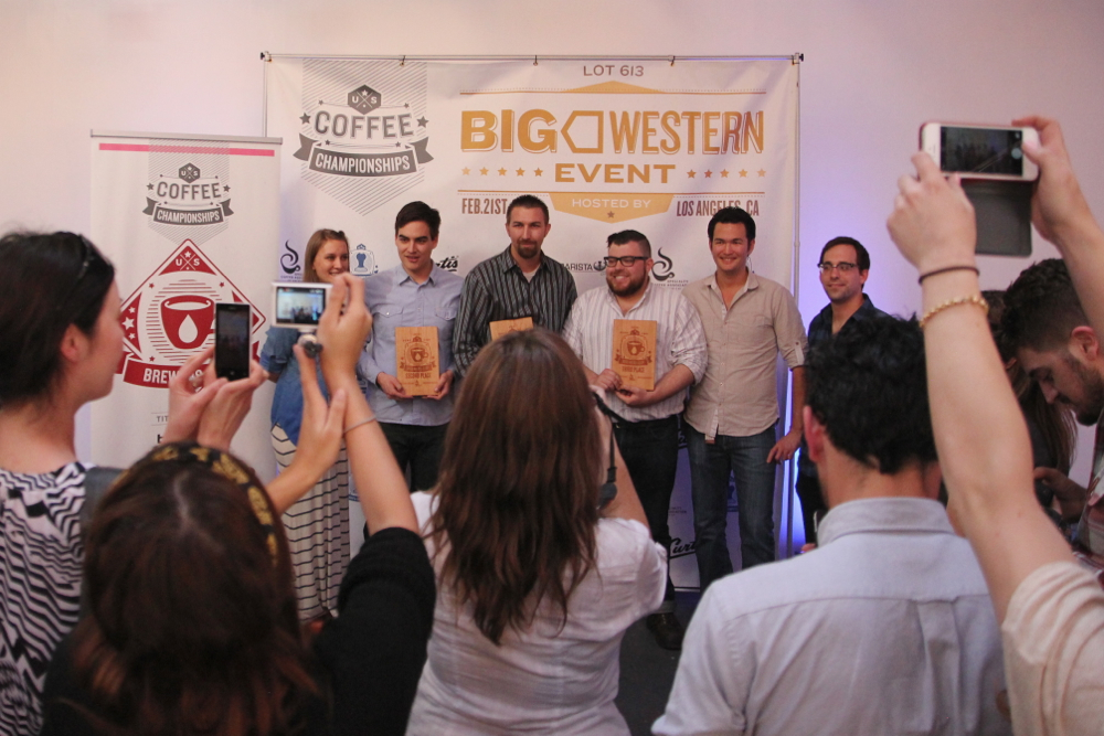 Brewers Cup Champs