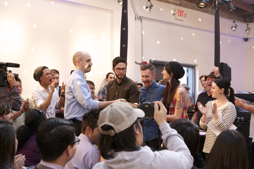 Eden Marie of  Intelligentsia Coffee  takes home 2nd Place in the SW Regional Barista Championship