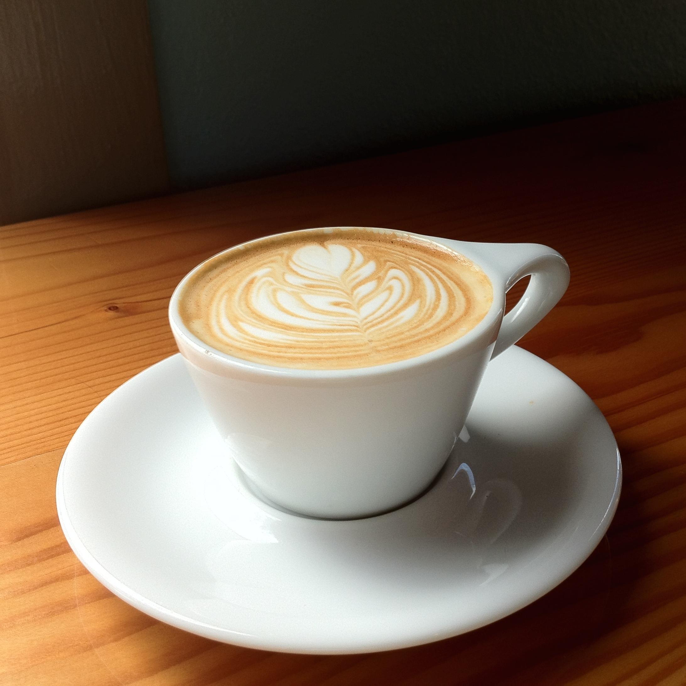 LINO cup - Water Avenue Coffee, Portland