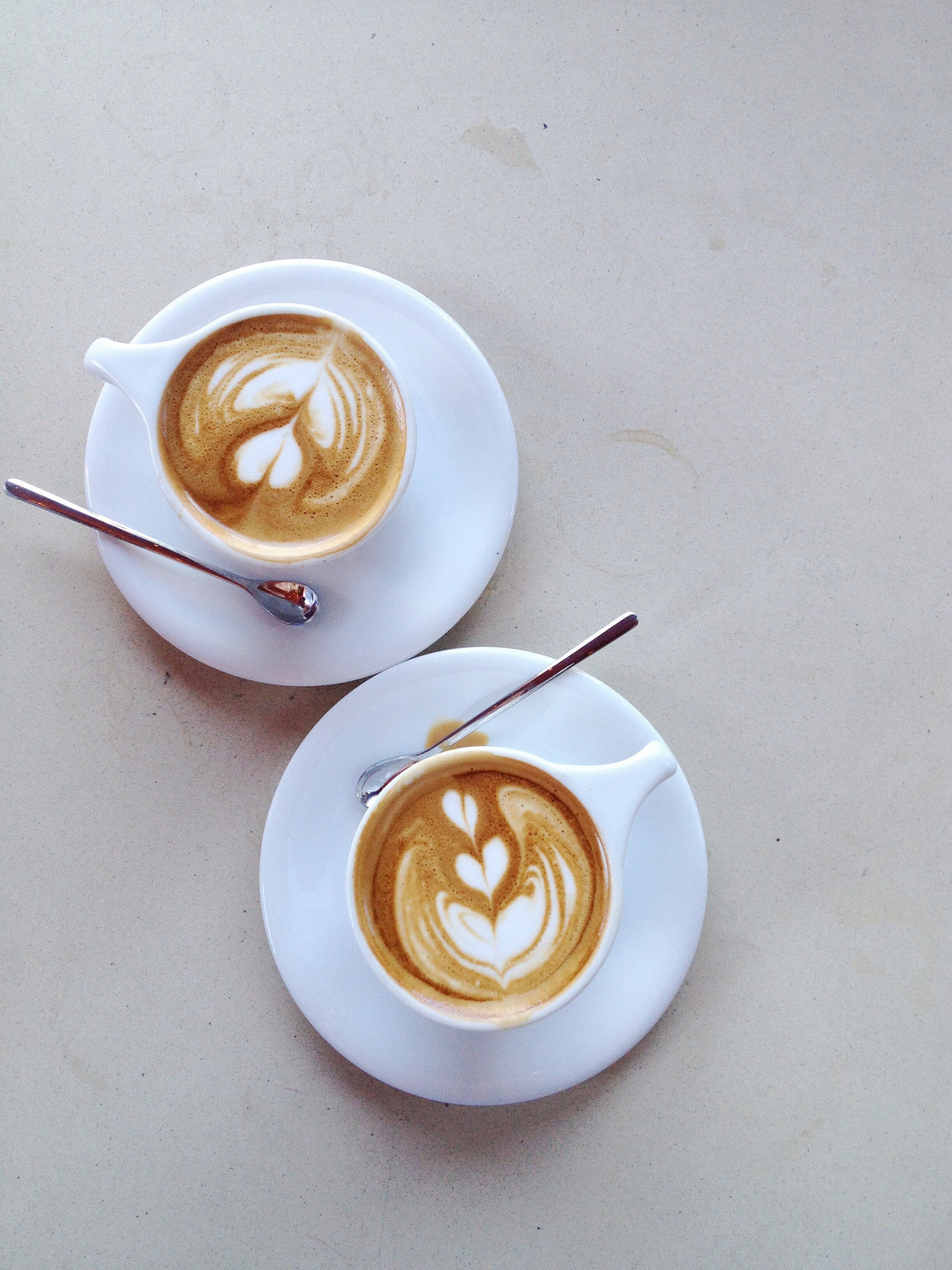 LINO cup, Intelligentsia Coffee, Silverlake
