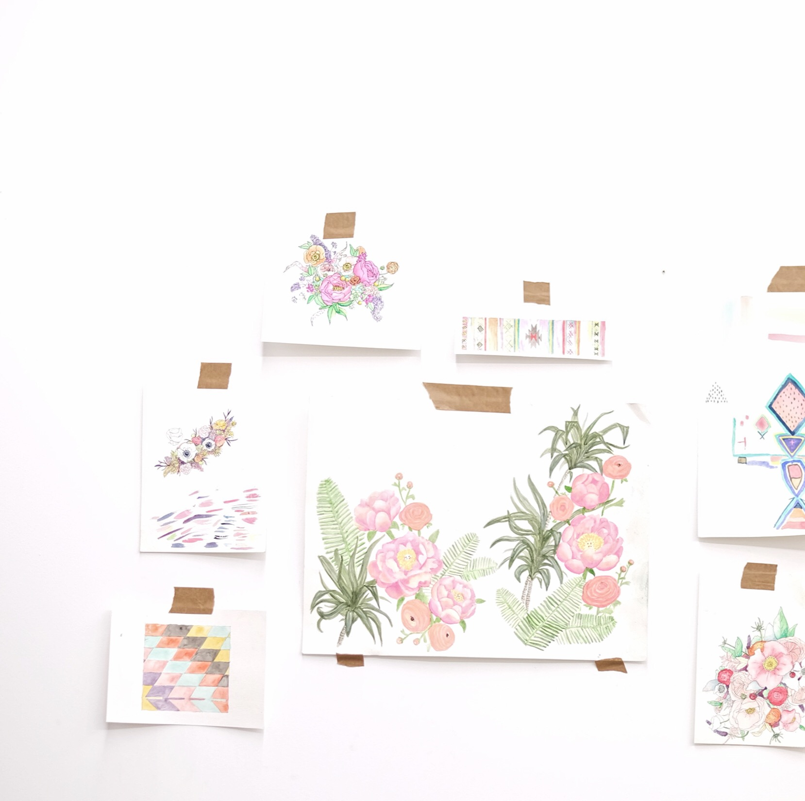 Illustrations by  Samantha Santana