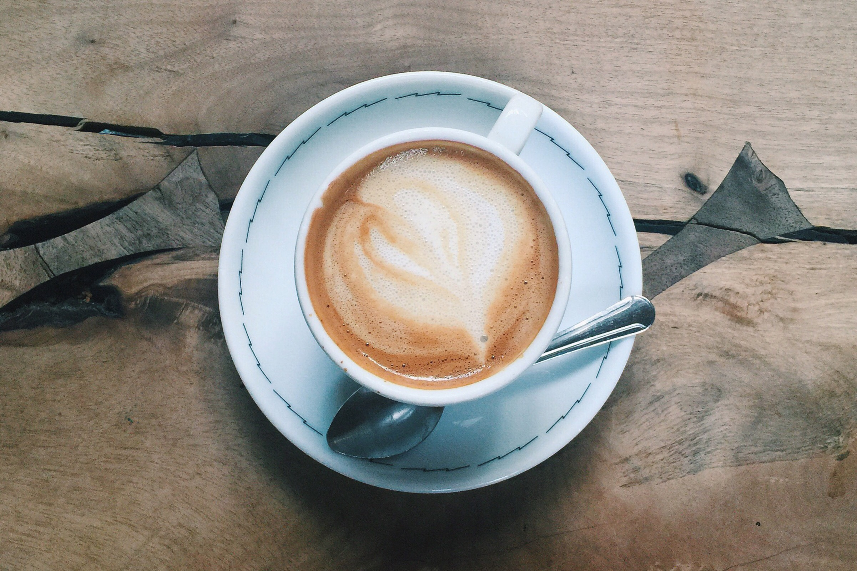 Boxed Almond Milk Cappuccino,  Sightglass Coffee , San Francisco