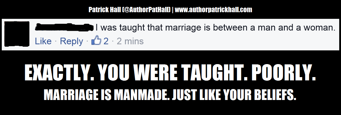 Marriage is manmade.png