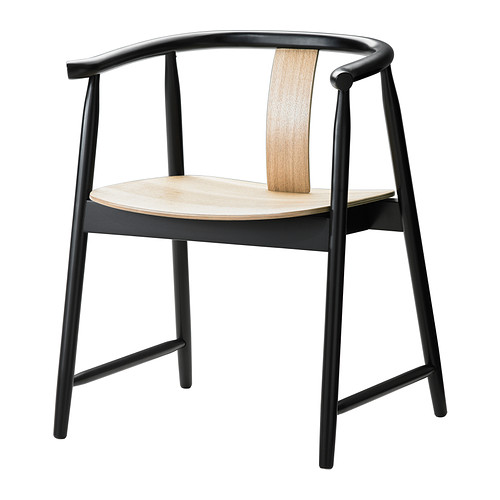 TRENDIG 2013 Chair with armrests