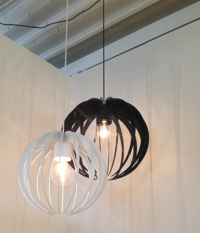 Triton Pendant Lamp  eftir Söndru Kristínu