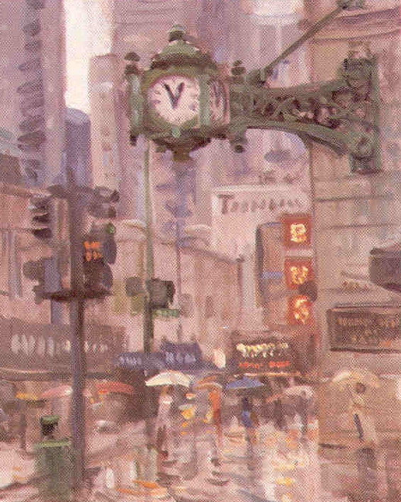 """Marshall Fields"" by Joe Abbrescia"