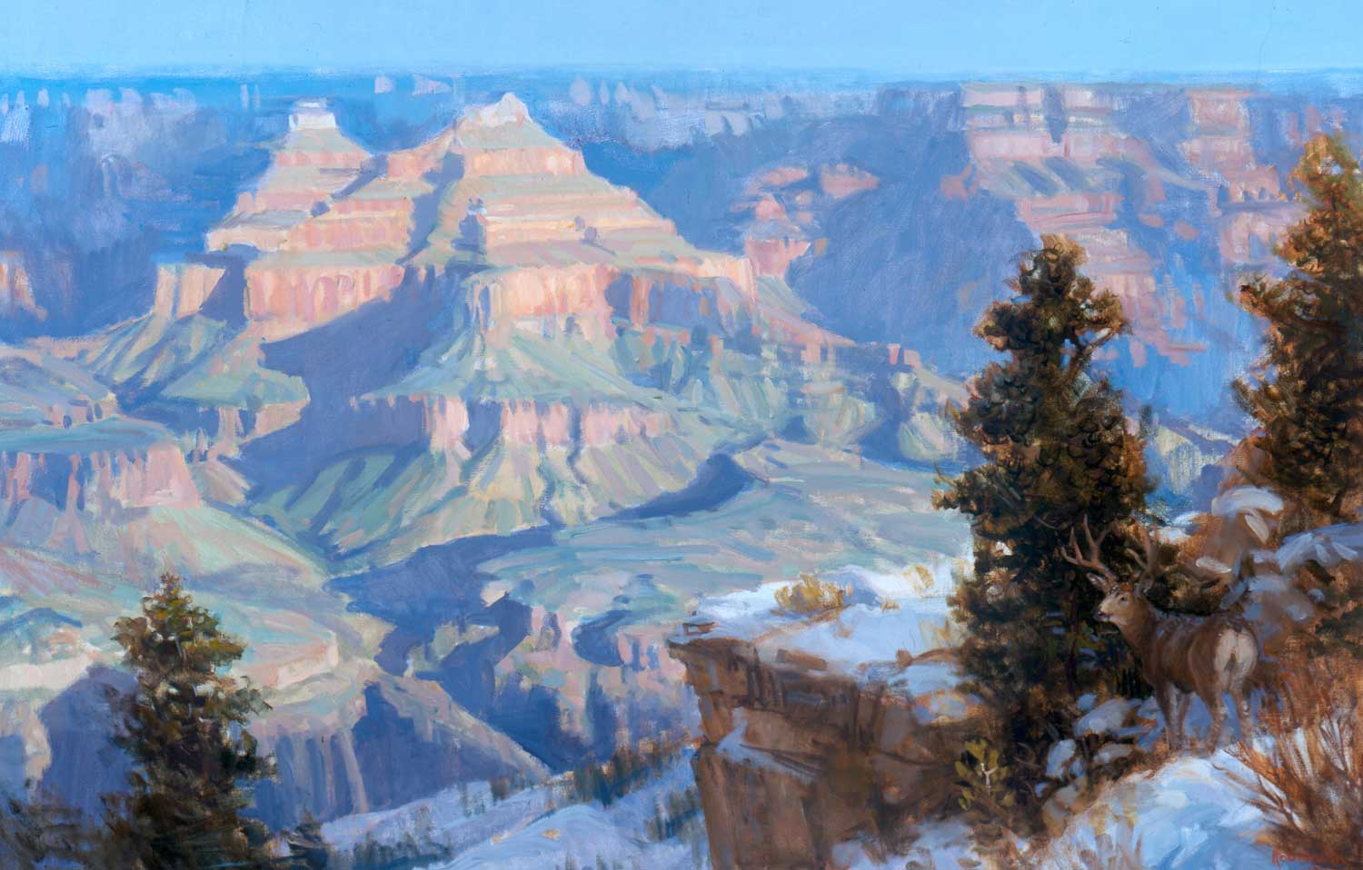 """South Rim"" by Joe Abbrescia"
