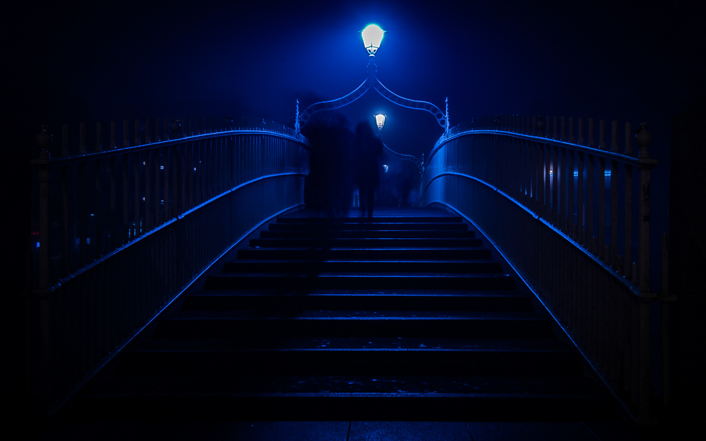 The Ghosts of Ha'Penny Bridge